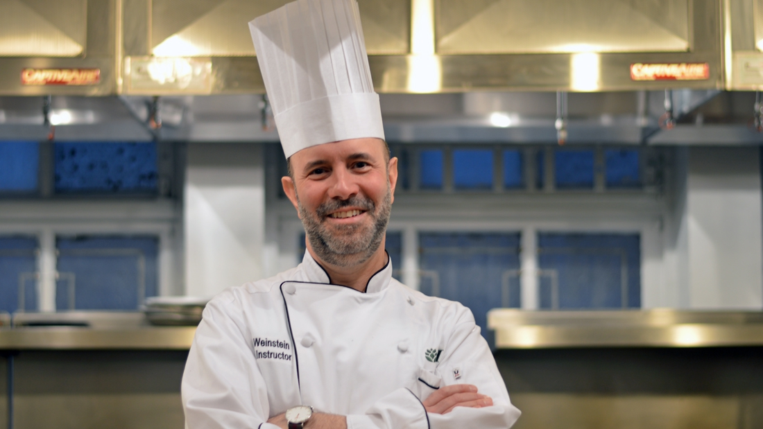 Faces Of NGI QA With Chef Instructor Jay Weinstein